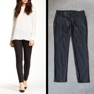 Theory Wool Kapture Fia WB Pants size 6